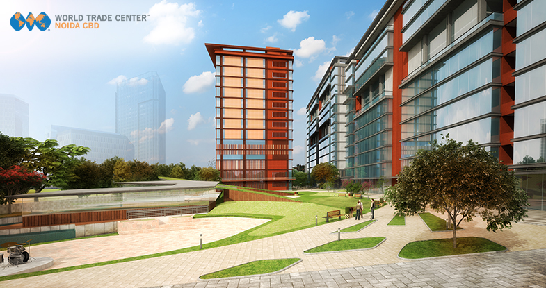 WTC Noida CBD is Transforming Business Addresses to International Landmarks